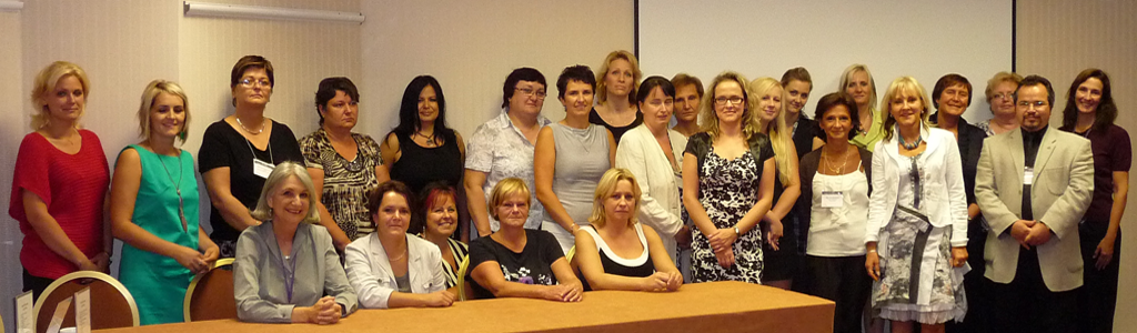 Czech Republic Nurses Train-the-trainer Workshop, Sept 8,2012