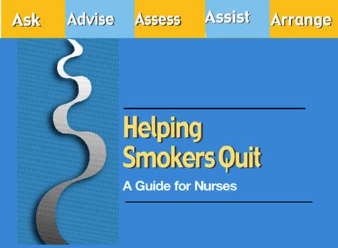 Helping Smokers Quit - A Guide for Nurses
