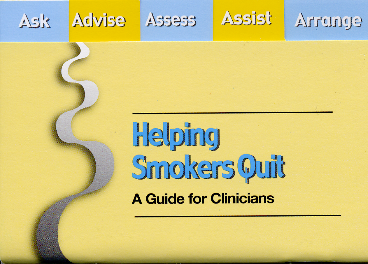 Pocket Guide: Helping Smokers Quit-A Guide for Clinicians