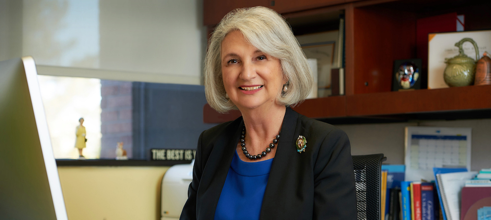 Linda Sarna appointed 7th Dean of the UCLA School of Nursing