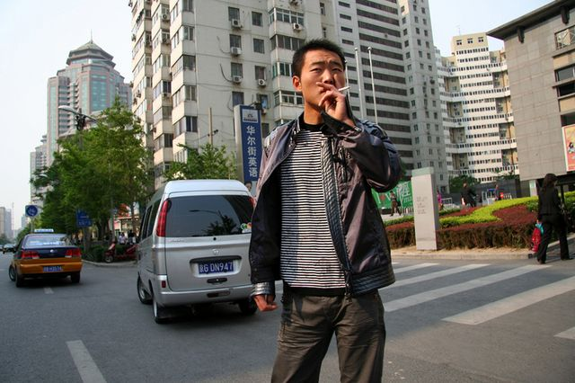 New study shows that nurses could help cut smoking rates in China