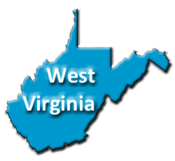 WV map