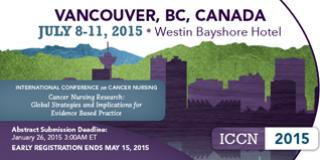 International Conference on Cancer Nursing (ICCN) 2015
