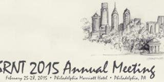 2015 SRNT 21ST Annual Meeting