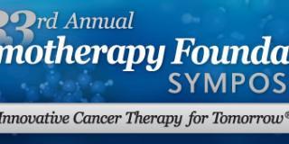 36th Chemotherapy Foundation Symposium