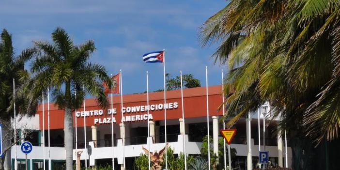 Convention Center, Plaza de Americas, Varedo, Cuba