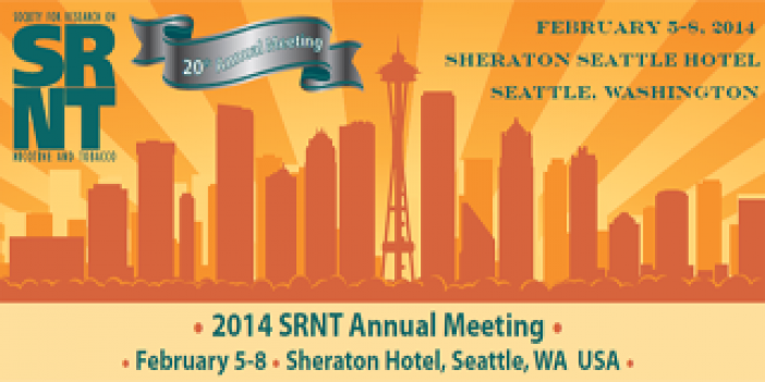 2014 SRNT 20th Annual Meeting